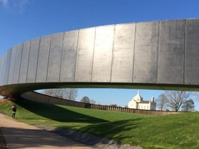 """Ring of Memory"" in France opened a memorial to the victims of World War I"