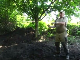 VIDEO: The way a process of Il-2 excavation lasted and what searchers have found.