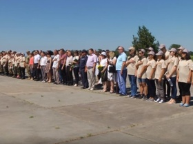 "Opening of the All-Ukrainian search military-memorial expedition ""Liberation of Krivbass"""